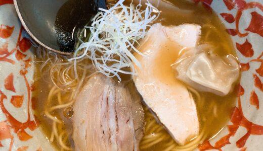 麺屋巧~真面目に王道を守る魚介醤油ラーメンの安心感がすごい